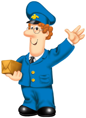 See Postman Pat Day Pictures